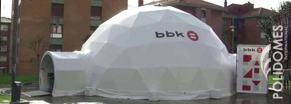 projection dome for BBK