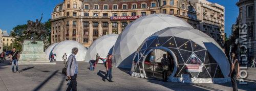 world press photo event tent