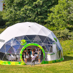 product promotion dome