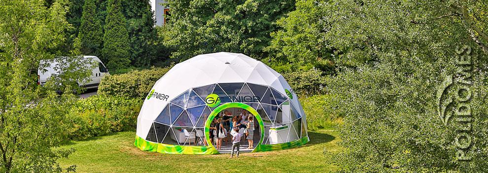 training-show-tent-garnier